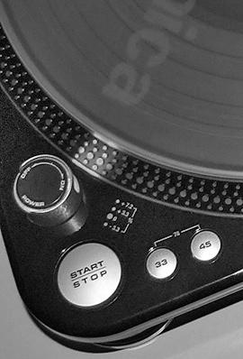 Vinyl B/W